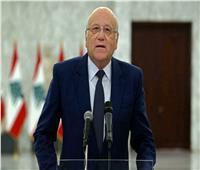 رئيس حكومة لبنان يدعو للهدوء و«عدم الانجرار وراء الفتنة»