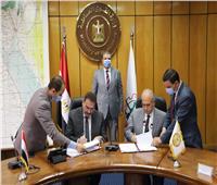سعفان يشهد توقيع بروتوكول مع «المهندسين» للتدريب وتنمية المجتمع