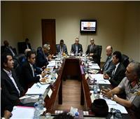 وزير الرياضة يعقد جلسة مع مجلس إدارة هيئة استاد القاهرة الرياضي لمناقشة توجيهات تطويرالهيئة
