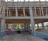 محافظ المنوفية يتابع تنفيذ مشروعات «حياة كريمة» بالقرى