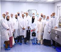 أوركيديا للصناعات الدوائية تستقبل وفد من كبار أطباء العيون الأردنيين