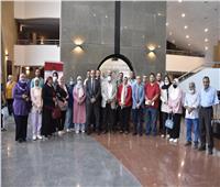 تفعيل الاستراتيجة الوطنية لمكافحة الفساد وحقوق الإنسان في جامعة حلوان
