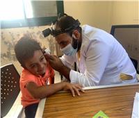 قوافل طبية للمواطنين بالمناطق النائية بشمال سيناء