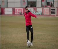 الأهلي يعدل عقد أكرم توفيق بعد مباراة الحرس الوطني