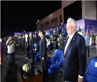 انطلاق حفل افتتاح بطولة العالم للرماية بمدينة مصر الأولمبية| صور