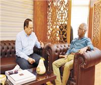 رئيس جامعة بورسعيد: مستقبل مصر «مشرق» وإنجازات السيسي ستظل خالدة