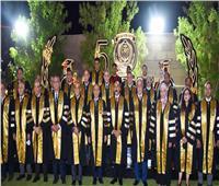 تخريج دفعة 2021 من الأكاديمية العربية للعلوم والتكنولوجيا