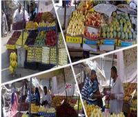 استقرار أسعار الفاكهة في سوق العبور اليوم الجمعة أكتوبر