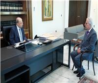 الرئيس اللبناني يبحث مع وزير العدل تحقيقات أحداث «الطيونة»