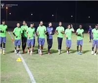 اليوم .. المصري يختتم تدريباته استعداداً لمواجهة بطل أوغندا في الكونفدرالية