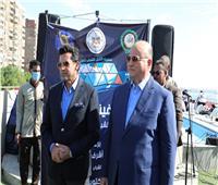 محافظ القاهرة يشهد افتتاح مشروع «سفينة النيل للشباب العربي»
