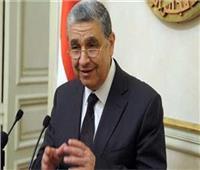 شاكر يغادر إلى قبرص لتوقيع مذكرة تفاهم للربط الكهربائي