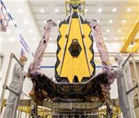 وصول تلسكوب الفضاء جيمس ويب إلى أمريكا الجنوبية قبل الإطلاق