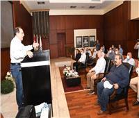 وزير البترول يكشف تكلفة توسعات المرحلة الأولى «مصفاة ميدور» وجحم الطاقة