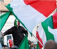 تظاهرات حاشدة ضد الشهادة الصحية في إيطاليا