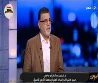 محمد سالم أبوعاصي: الجماعات السلفية تفتقد أدوات الفهم والعلم| فيديو