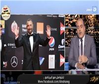 الباز يوجه رسالة لأحمد السقا: نحتاج نجومًا أكثر وعيًا وثقافة | فيديو