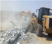 إزالة 178 حالة تعدي بالمباني بمراكز ومدن وأحياء وقرى الدقهلية