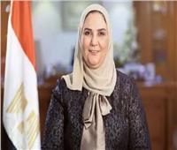 لفتة إنسانية من وزيرة التضامن بالموافقة على حضور مناقشة رسالة ماجستير |فيديو