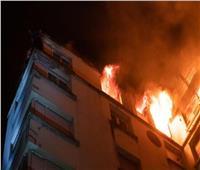 التحريات.. ماس كهربائي سبب حريق شقة سكنية بمنطقة عزبة النخل