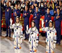 الصين ترسل 3 رواد بينهم إمرأة لبناء محطتها الفضائيةالمستقبلية