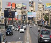 الحالة المرورية.. سيولة في حركة السيارات بالقاهرة والجيزة صباح اليوم