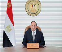 الرئيس السيسى يفتتح بعد قليل أحد مشروعات الإسكان بمنطقة سن العجوز