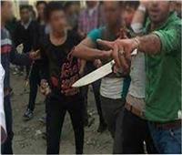 ضبط 4 أشخاص في مشاجرة بالأسلحة البيضاء بسبب خلافات عائلية بالجيزة
