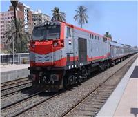 القطارات   70 دقيقة تأخير بين قليوب والزقازيق والمنصورة