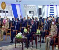 الرئيس السيسي: «اللي عايز يربي».. حظيرة لكل بيت لأننا جادين فيما نقول