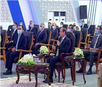 الرئيس السيسي: «لن نعالج أخطاء الماضي إلا إذا اتحدنا وحلمنا»