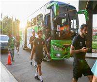 دوري أبطال إفريقيا  تعرّف على موعد تحرك الأهلي لملعب مباراة الحرس الوطني