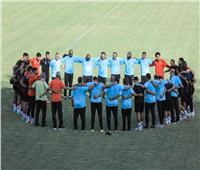 دوري أبطال إفريقيا| محاضرة ختامية للاعبي الأهلي قبل مباراة الحرس الوطني