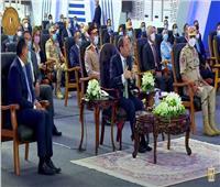 الرئيس السيسي: مصر خسرت 400 مليار دولار عام 2011 بسبب قضية الوعي