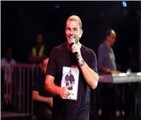 عمرو دياب يتألق في حفل «العقبة» وسط حضور جماهيري كبير  صور