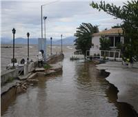 بالصور والفيديو   الفيضانات والعواصف تضرب اليونان