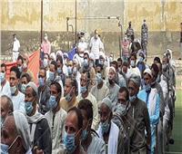 أمن المنيا ينهي خصومة ثأرية بقرية دلجا بمركز ديرمواس