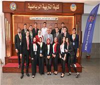 «رياضية جامعة طنطا» تنظم ملتقى التوظيف الرابع للطلاب والخريجين