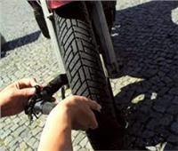 قرار من النيابة بشان لصوص الدراجات النارية بالمطرية
