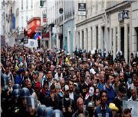 40 ألف متظاهر بشوارع فرنسا احتجاجا على الشهادة الصحية   فيديو