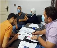 رئيس مياه القناة: الانتهاء من تطعيم جميع العاملين بالقنطرة بلقاح كورونا