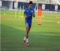 عمرو جمال ينتظم في تدريبات فاركو بعد الشفاء من الإصابة