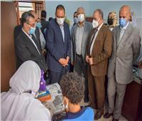 انطلاق مبادرة علاج سوء التغذية بين مليون تلميذ ابتدائي بالشرقية