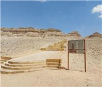 انتهاء مشروع تطوير خدمات الزائرين بمنطقة بني حسن الأثرية بالمنيا   صور