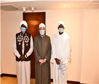 وزير الأوقاف السوداني: تكريمي في مصر له فرحة ومذاق خاص يدعو للتفاخر