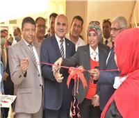 رئيس جامعة الأقصر يشهد احتفالية القومي للمرأة بذكرى انتصارات أكتوبر