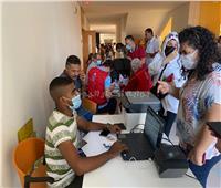 تقديم 2200 خدمة طبية لضيوف مهرجان الجونة السينمائي   صور