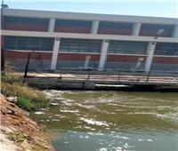 حملات مكثفة لمتابعة محطات الصرف والمعديات النهرية بالبحيرة