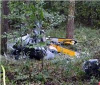 مقتل 3 أشخاص خلال حادث تحطم مروحية جنوب غرب ألمانيا