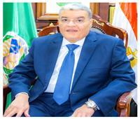 محافظ المنيا يوجه بإصلاح وصيانة كوبري بنى مزار